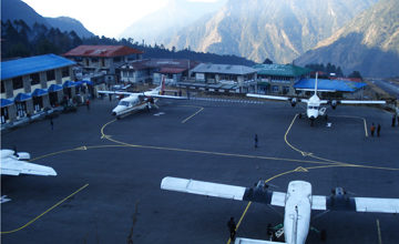 Fly to Lukla