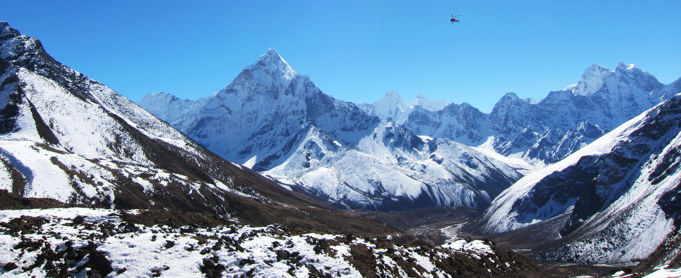Gokyo Valley Helicopter Tour