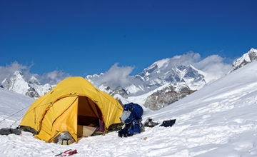 Mera High Camp