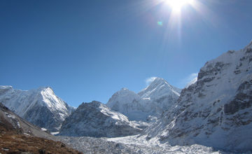 Trek to Ramche