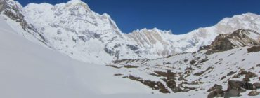 Annapurna Base Camp Trek 8 days