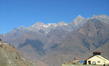Fly to Juphal (2490 meters) and trek to Chhepka.