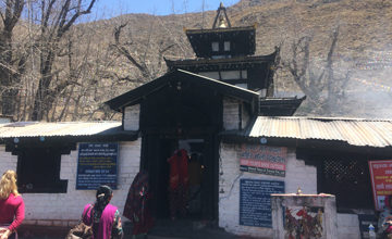 Trek to Muktinath.