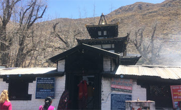 Trek to Muktinath