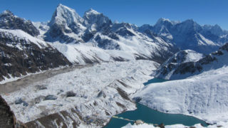Everest Base Camp Cho-La Pass Trek
