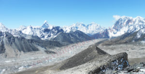 View From Kala Patthar