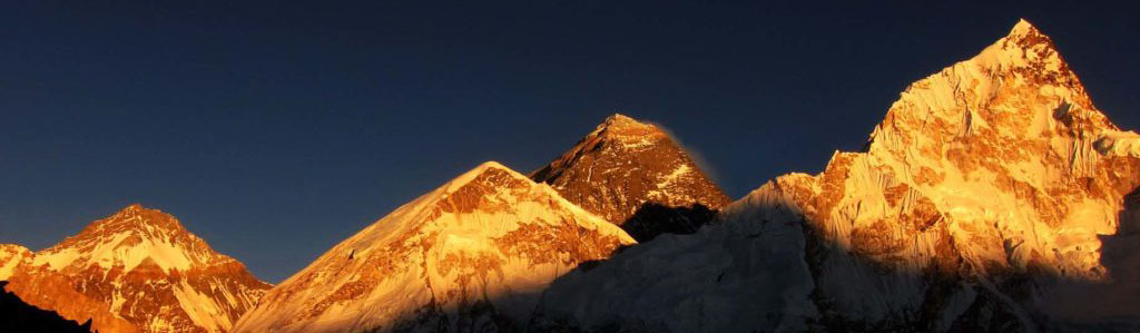 Everest On Sunset