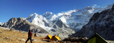 Kanchenjunga Base Camp Trek