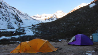 Kanchenjunga to Makalu base camp trek